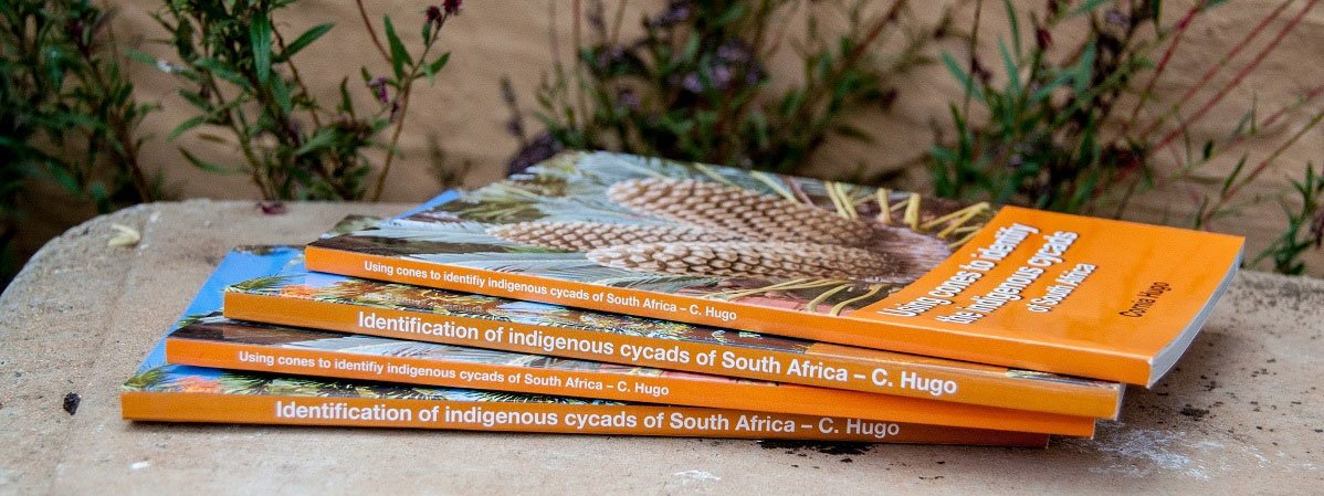 Books for the Identification of Indigenous Cycads of South Africa